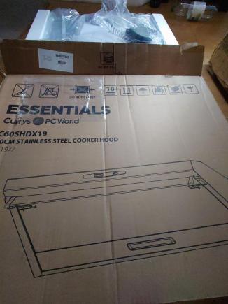 Okap essentials 60 cm