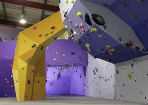 Boulder Central Indoor Climbing