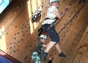 Twin Peaks Indoor Climbing Walls