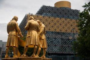 Biblioteka w Birmingham – Galeria zdjęć