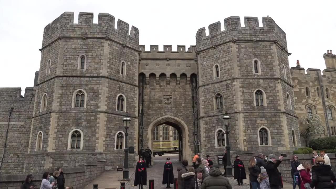 Pogrzeb księcia Filipa odbędzie się 17 kwietnia w ...