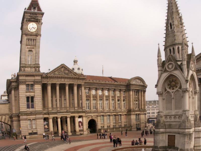 Randki w Birmingham w Anglii